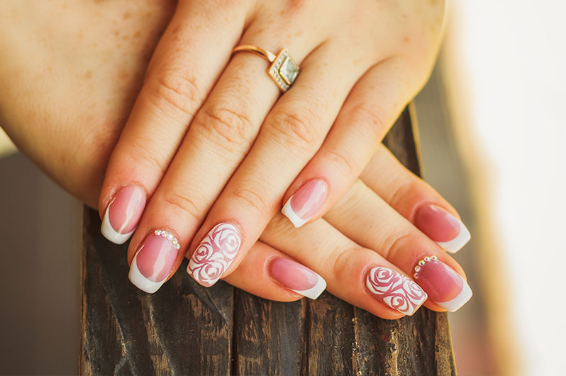 Allay Spa Nail Art
